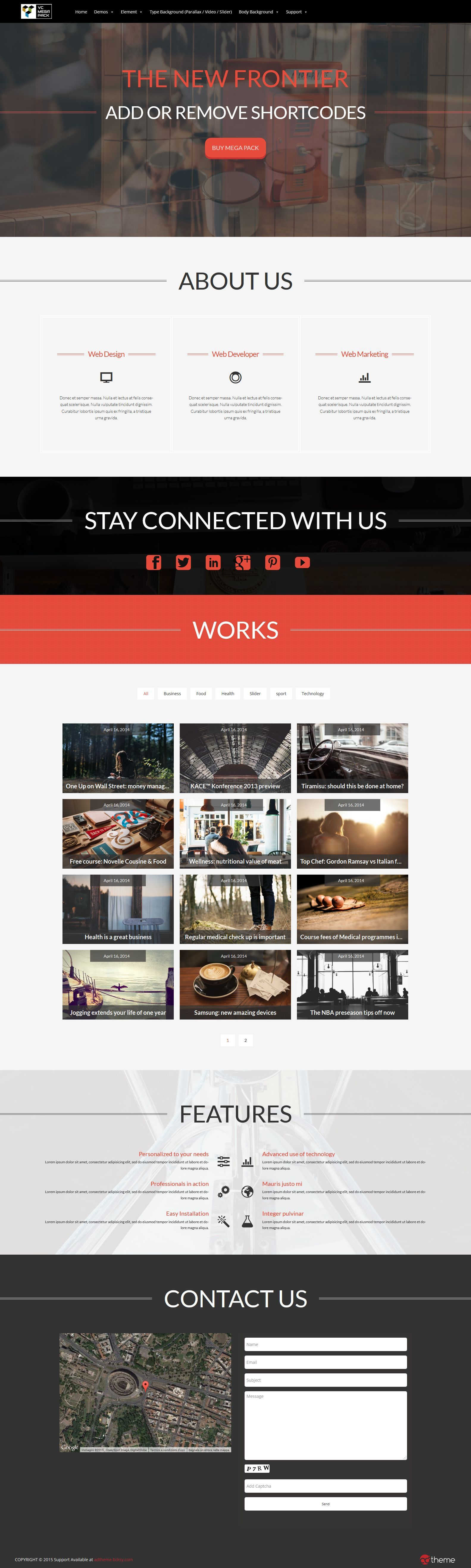Visual Composer Mega Pack - Addons and Templates by ad-theme ...