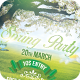 Spring Party - GraphicRiver Item for Sale