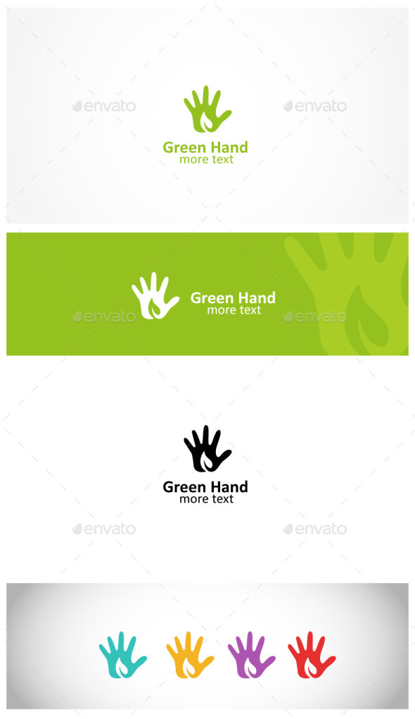 Healty Trust - Symbols Logo Templates