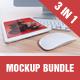 iMockup Bundle 3 in 1