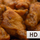 Roasted Chicken Wings And Legs - VideoHive Item for Sale