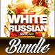Cocktail Flyer Bundle Vol.3 - GraphicRiver Item for Sale