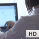 Young Business Woman At Work - VideoHive Item for Sale