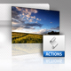 Post Processing Actions - GraphicRiver Item for Sale
