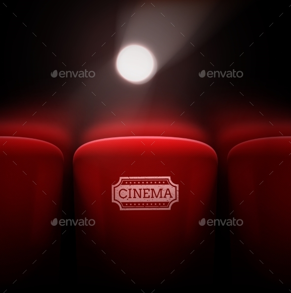 Cinema Hall - Miscellaneous Vectors