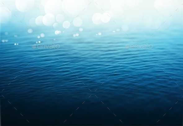 Water Background - Landscapes Nature