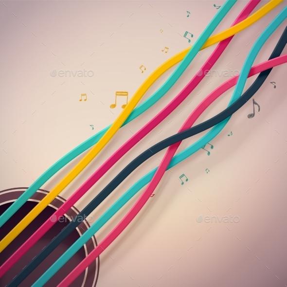 Guitar Strings - Media Technology