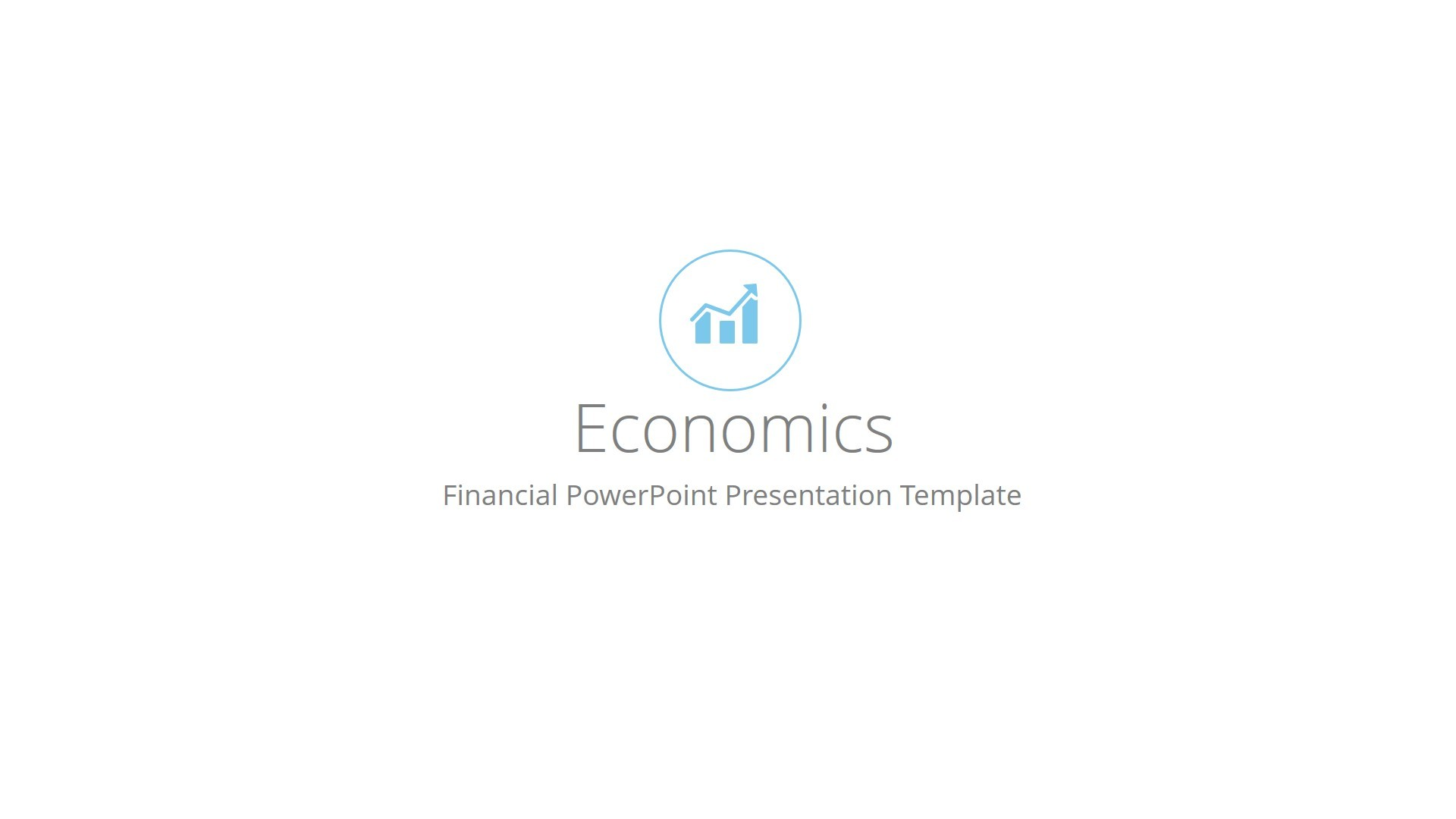 Economics Powerpoint Presentation Template By Avagon Graphicriver