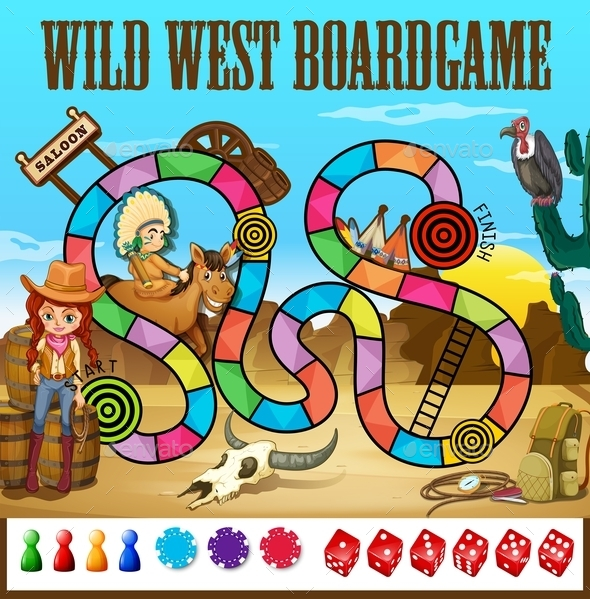 Board Game - Miscellaneous Conceptual