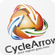 Cycle Arrow - Logo Template - GraphicRiver Item for Sale