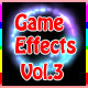 Game Effects Vol.3 - GraphicRiver Item for Sale