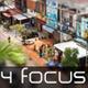 Tilt Shift Focus Actions - GraphicRiver Item for Sale