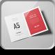 Bi-Fold A5 Brochure / Leaflet Mock-up - GraphicRiver Item for Sale