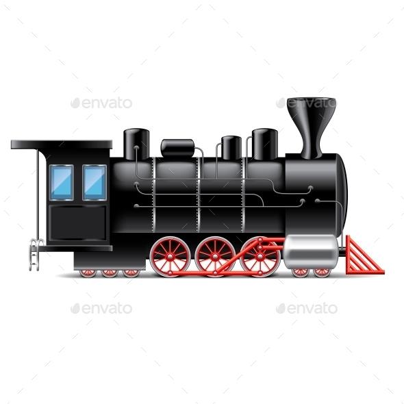 Locomotive - Technology Conceptual