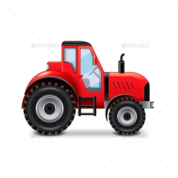 Tractor - Technology Conceptual