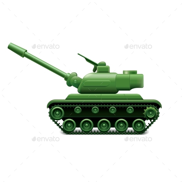 Military Tank - Miscellaneous Vectors