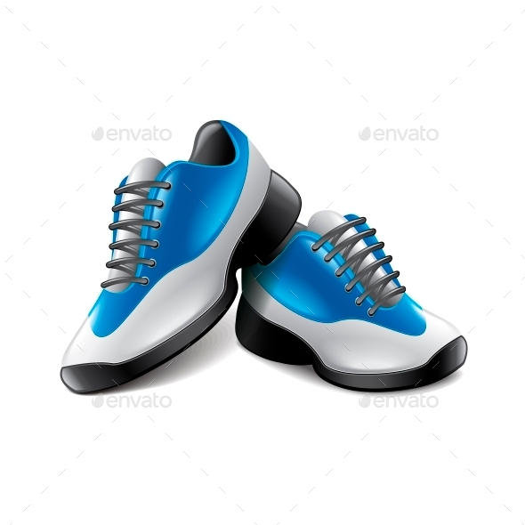 Sport Shoes - Commercial / Shopping Conceptual