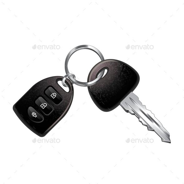 Car Keys By Andegro4ka Graphicriver