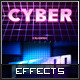 Cyber Text Effects - GraphicRiver Item for Sale