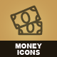 Hand Drawn Money Icons - GraphicRiver Item for Sale