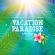 Vacation Paradise - Bon Voyage - GraphicRiver Item for Sale