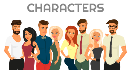 People - vector illustrations