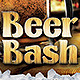 Beer Bash Flyer - GraphicRiver Item for Sale
