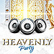Heavenly Party Flyer - GraphicRiver Item for Sale