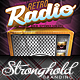 Retro Radio Event Flyer Template - GraphicRiver Item for Sale