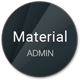 Material Design Admin Template & Landing Nulled
