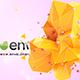 Abstract Logo Opener