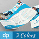 E-Commerce Business Tri-Fold Brochure - GraphicRiver Item for Sale