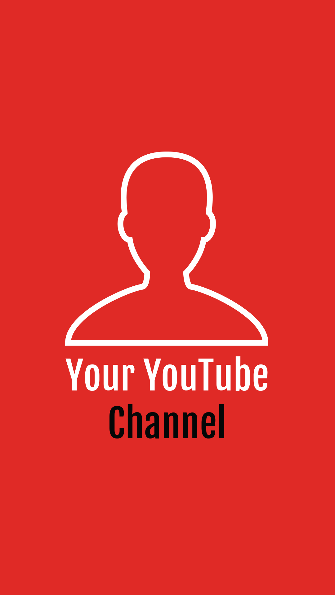 Youtube Channel Art Size Banner Thumbnail Icon: Your YouTube Channel By I108