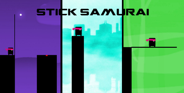 Stick Samurai - CodeCanyon Item for Sale