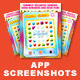 App Screenshots Templates Set #17 - GraphicRiver Item for Sale