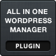 All In One Wordpress Manager