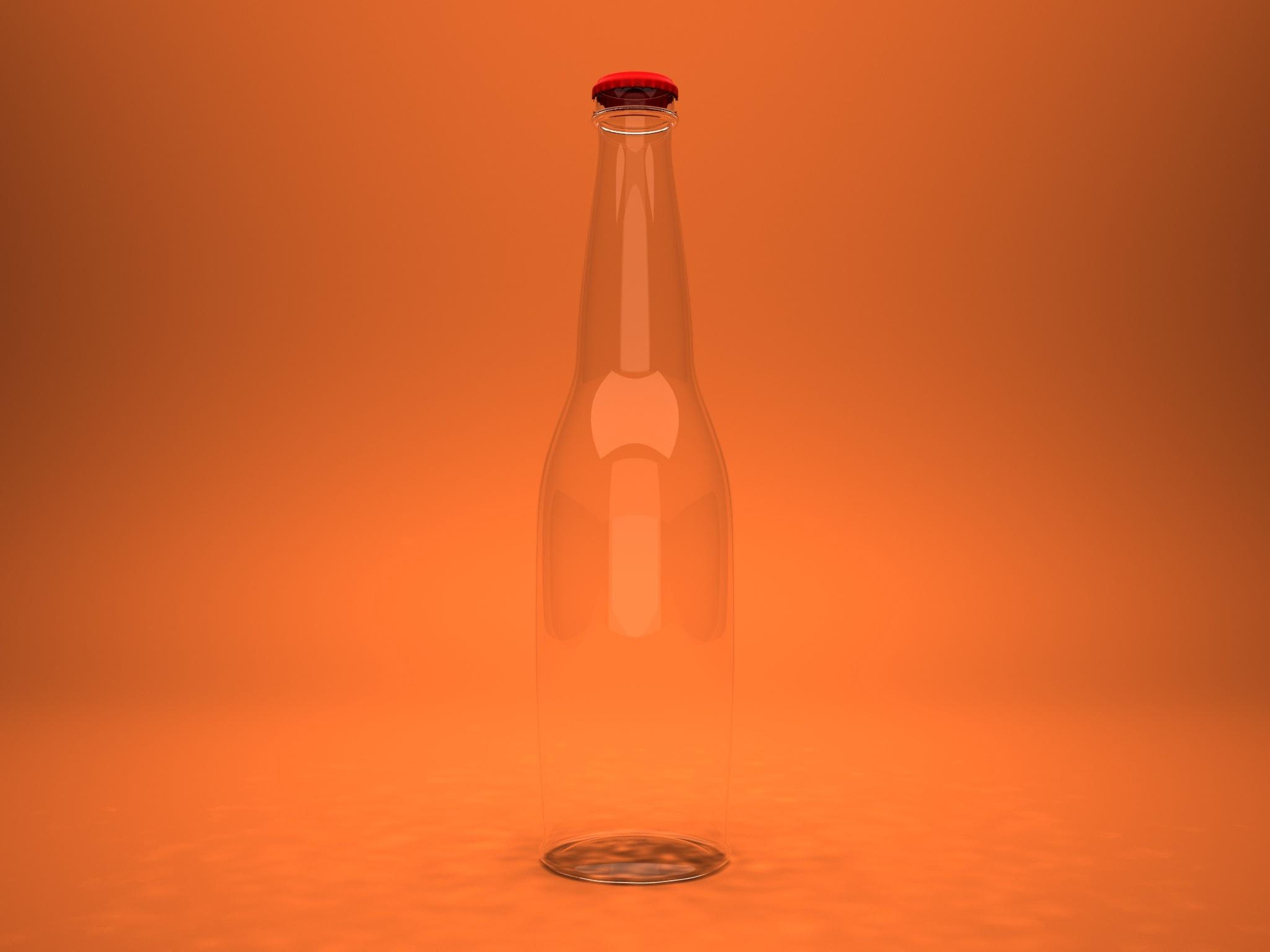 Bottle scene