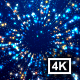Particles Tunnel 4K - VideoHive Item for Sale
