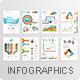Big Set of Infographics Elements Business  - GraphicRiver Item for Sale