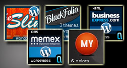Awesome Eye Catching Fuctional WordPress Themes