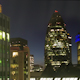 Building London England Financial Center Business Skyline At Night 7 - VideoHive Item for Sale