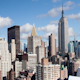 New York Skyline Manhattan Nyc Ny Timelapse 46
