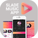 Slade Music App Design - GraphicRiver Item for Sale