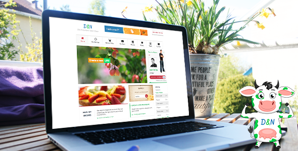 Diet & Nutrition Health Center - WordPress Theme - Health & Beauty Retail