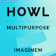 Howl - Creative Multi-Purpose WordPress Theme Nulled