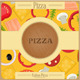 Background Pizza Ingredients - GraphicRiver Item for Sale