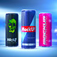 Energy Drink Can Mockup - GraphicRiver Item for Sale