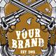 Weapons_Gun T-shirt Template