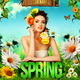 Spring and Easter Flyers - GraphicRiver Item for Sale