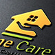 Home Care Logo - GraphicRiver Item for Sale